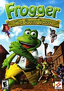 jaquette PC Frogger The Great Quest