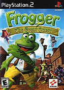 jaquette PlayStation 2 Frogger The Great Quest