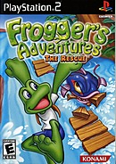 Frogger's Adventures : The Rescue