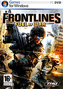 jaquette PC Frontlines Fuel Of War
