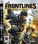 jaquette PlayStation 3 Frontlines Fuel Of War