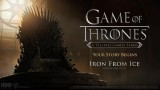 jaquette PlayStation 3 Game Of Thrones Episode 1 Iron From Ice