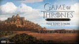 jaquette Xbox 360 Game Of Thrones Episode 2 The Lost Lords