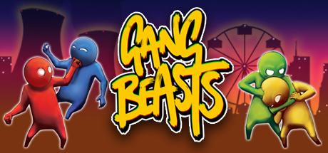 jaquette PC Gang Beasts