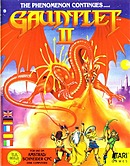 jaquette Amstrad CPC Gauntlet II