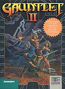 jaquette Commodore 64 Gauntlet II