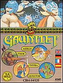 jaquette Commodore 64 Gauntlet
