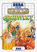 jaquette Master System Gauntlet