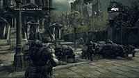 Gears of War Ultimate Edition screenshot xbox one 1