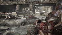 Gears of War Ultimate Edition screenshot xbox one 2
