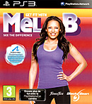 jaquette PlayStation 3 Get Fit With Mel B