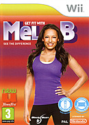 jaquette Wii Get Fit With Mel B