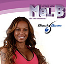 jaquette iPhone Get Fit With Mel B