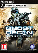 jaquette PC Ghost Recon Future Soldier
