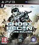 jaquette PlayStation 3 Ghost Recon Future Soldier