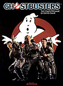 jaquette Commodore 64 Ghostbusters