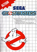 jaquette Master System Ghostbusters