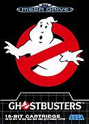 jaquette Megadrive Ghostbusters