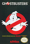 jaquette Nes Ghostbusters