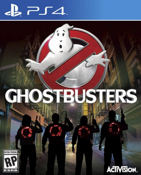 jaquette PlayStation 4 Ghostbusters