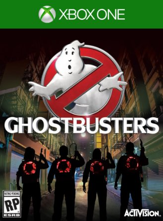 jaquette Xbox One Ghostbusters