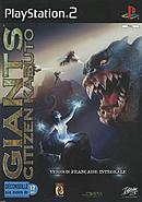 jaquette PlayStation 2 Giants Citizen Kabuto