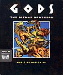 jaquette Atari ST Gods