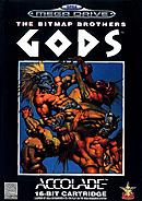 jaquette Megadrive Gods