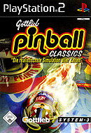jaquette PlayStation 2 Gottlieb Pinball Classics