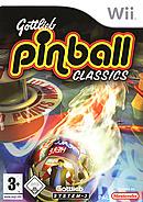 jaquette Wii Gottlieb Pinball Classics