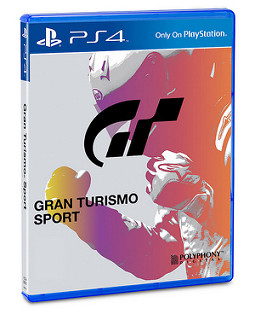 jaquette PlayStation 4 Gran Turismo Sport