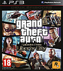 jaquette PlayStation 3 Grand Theft Auto Episodes From Liberty City