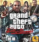 jaquette Xbox 360 Grand Theft Auto IV The Lost And Damned