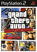 jaquette PlayStation 2 Grand Theft Auto Liberty City Stories