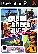 jaquette PlayStation 2 Grand Theft Auto Vice City Stories