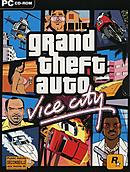 jaquette PC Grand Theft Auto Vice City
