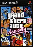 jaquette PlayStation 2 Grand Theft Auto Vice City