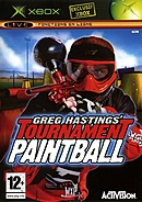 jaquette Xbox Greg Hasting s Tournament Paintball