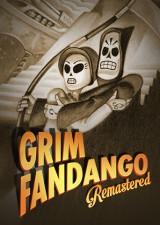 jaquette PlayStation 4 Grim Fandango Remastered