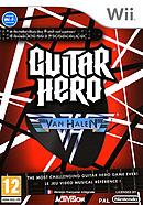 jaquette Wii Guitar Hero Van Halen