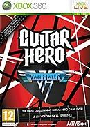 jaquette Xbox 360 Guitar Hero Van Halen
