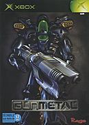 jaquette Xbox Gun Metal