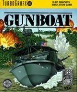 jaquette PC Engine CD ROM Gunboat