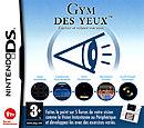 jaquette Nintendo DS Gym Des Yeux Exercer Et Relaxer Vos Yeux