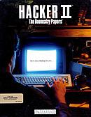 jaquette Amiga Hacker II The Doomsday Papers
