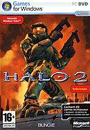 jaquette PC Halo 2