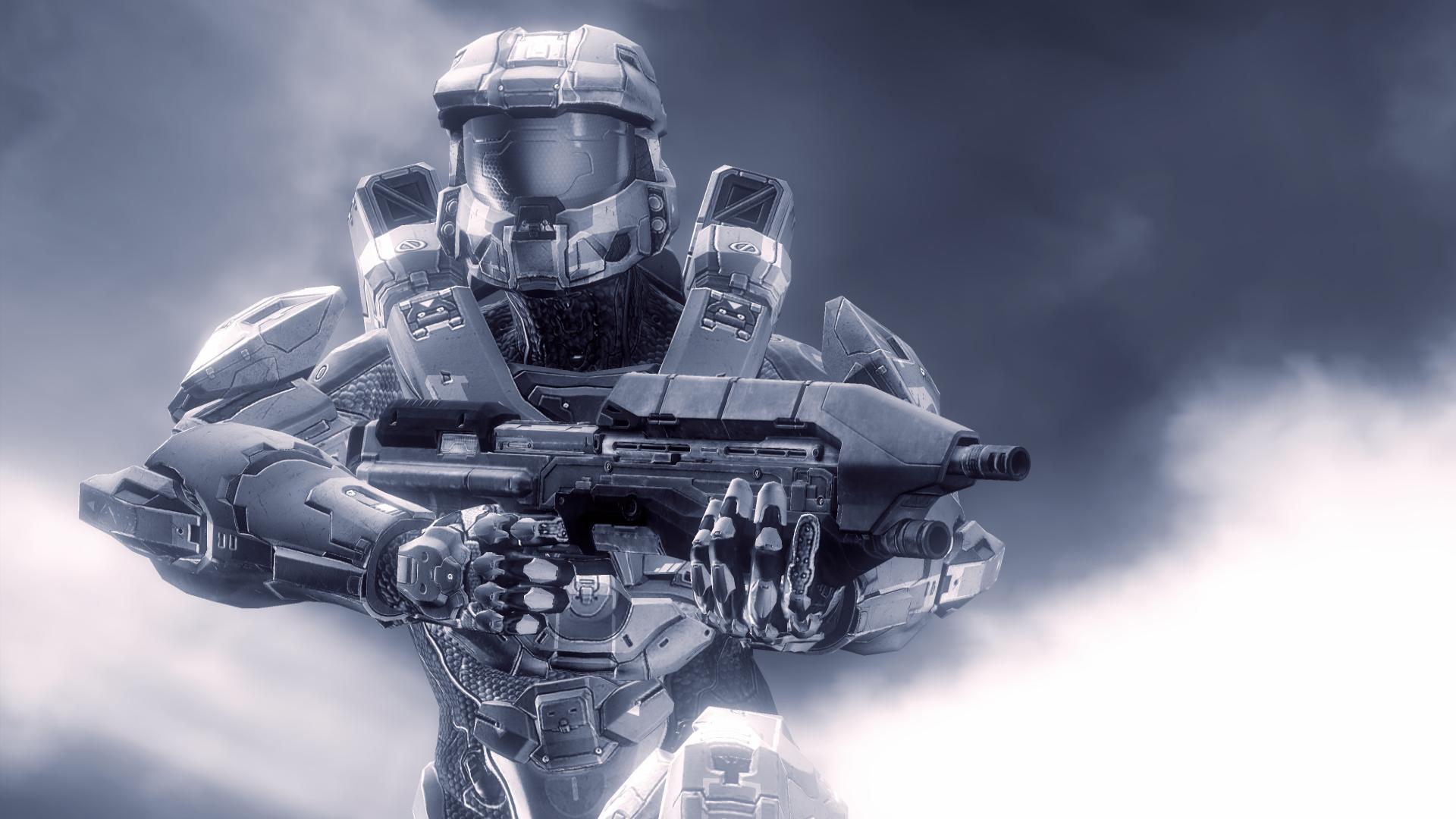 Wallpapers Fond D Ecran Pour Halo 4 Xbox 360 2012