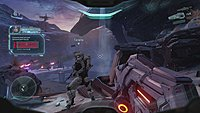 Halo 5 Guardians Xbox One screenshot 1