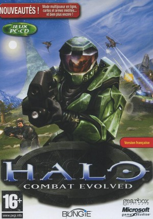 jaquette PC Halo Combat Evolved