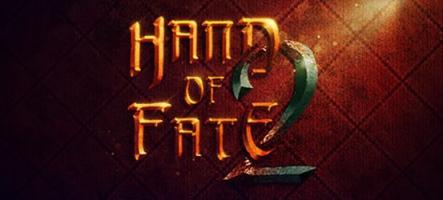 jaquette Mac Hand Of Fate 2